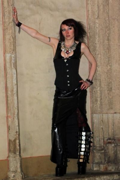 Gothic Foto Shoot Dom 2012-014