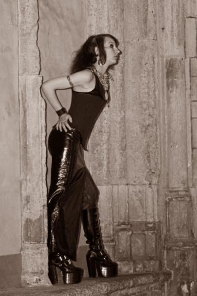 Gothic Foto Shoot Dom 2012-015
